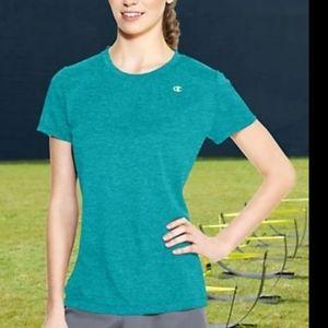 3/25 Champion Powertrain Heathered Athletic Tshirt
